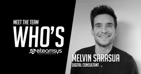 Meet the team - Melvin